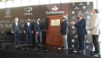 Distrito Querétaro: the newest Grupo Santander's investment.