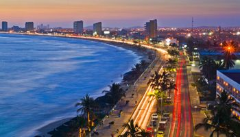 Promotes Investments for Mazatlan and Topolobampo in Spain