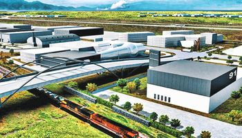 T-MEC Park: E-Group's industrial logistics complex
