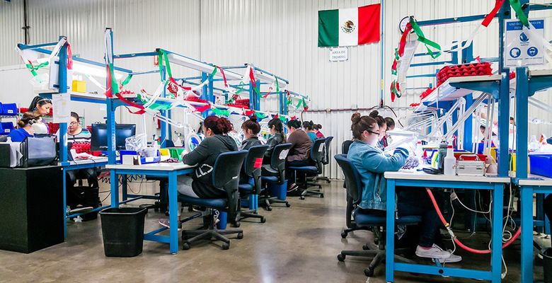 Nearshoring makes a comeback in the north of Mexico.