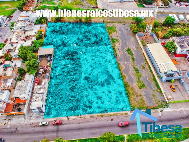 Commercial land in Mazatlán Sinaloa | Real Estate Tibesa