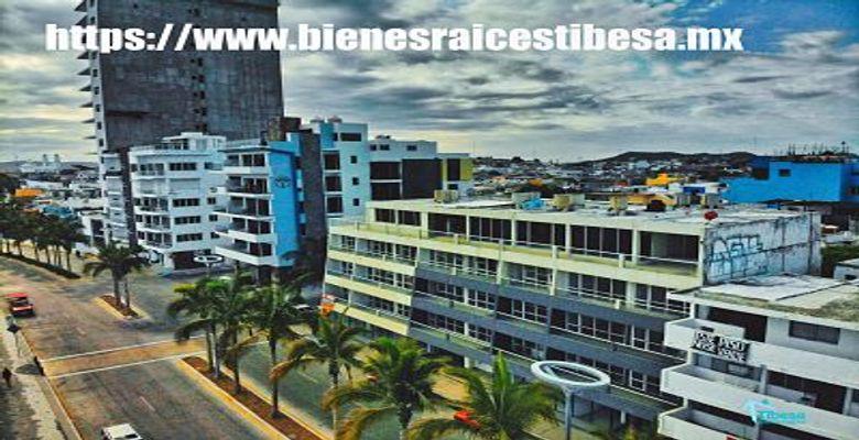Edificios en Ventas en Playas Mazatlán | bienesraicestibesa.mx