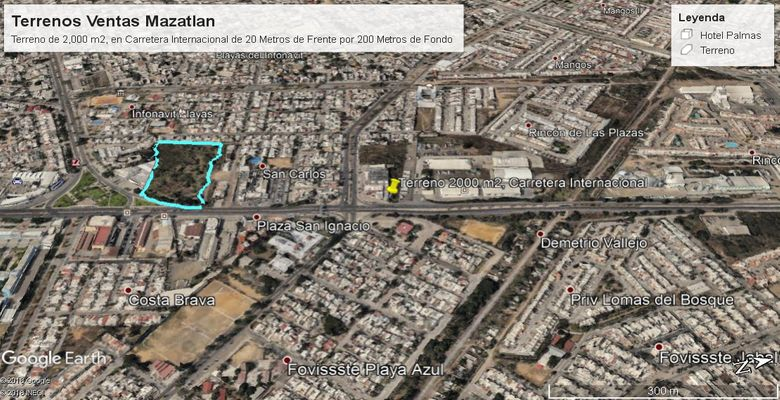 Terrenos en Ventas en Mazatlán | Ofertas en Terrenos Mazatlan