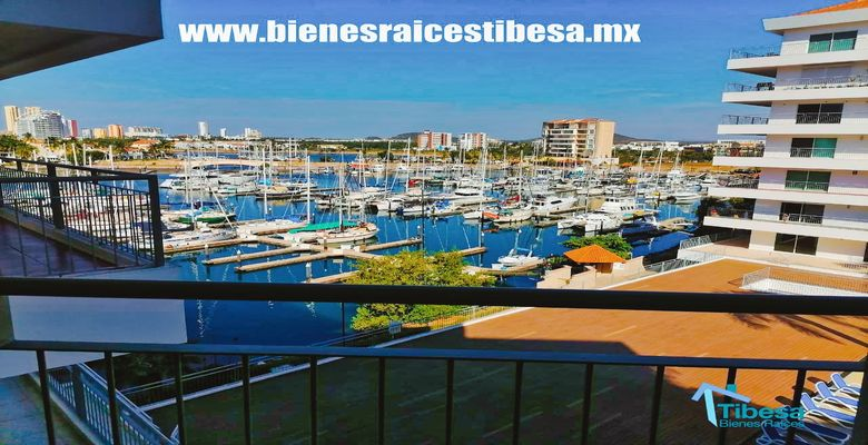 Condominium in Rent Mazatlan, in Marina Mazatlan Velero
