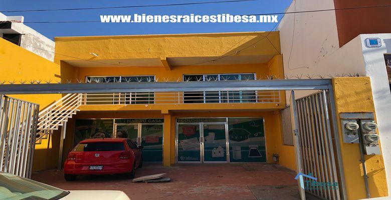 Commercial Premises for Rent in Mazatlan