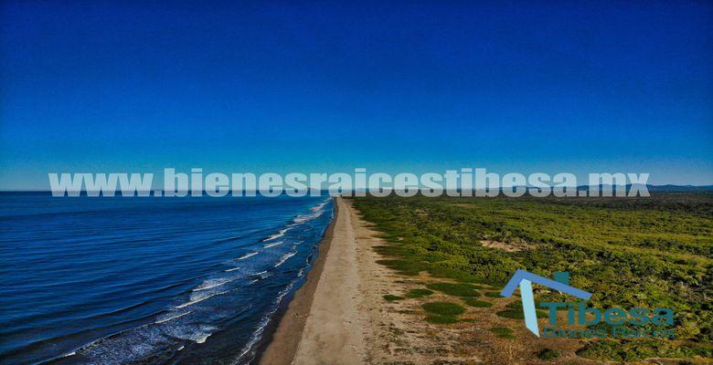 Land Beaches Mazatlán 100 hectares | Land for sale Mazatlan