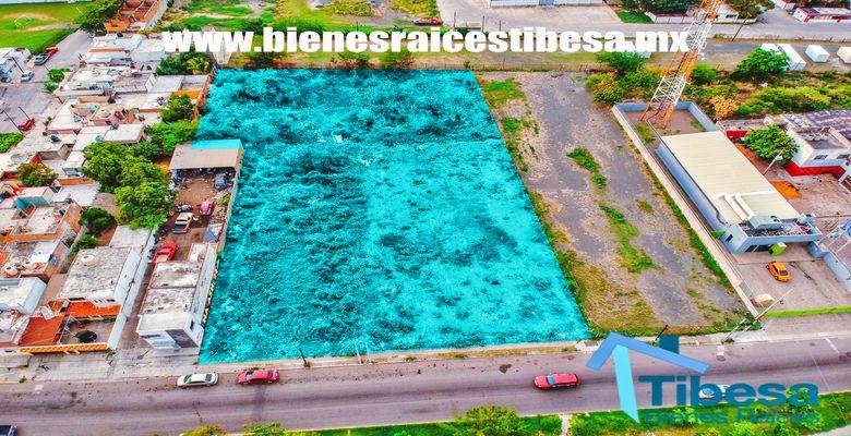 Terrenos Avenida Delfin Mazatlan