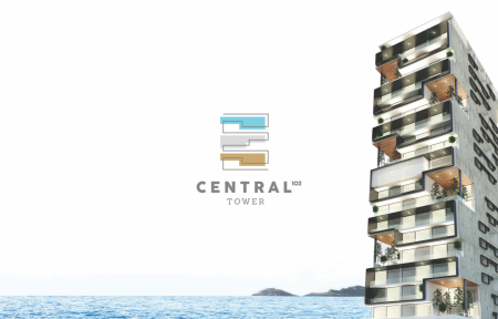 Condominios Ventas Playas Mazatlan | CENTRAL 102 TOWER | Tibesa