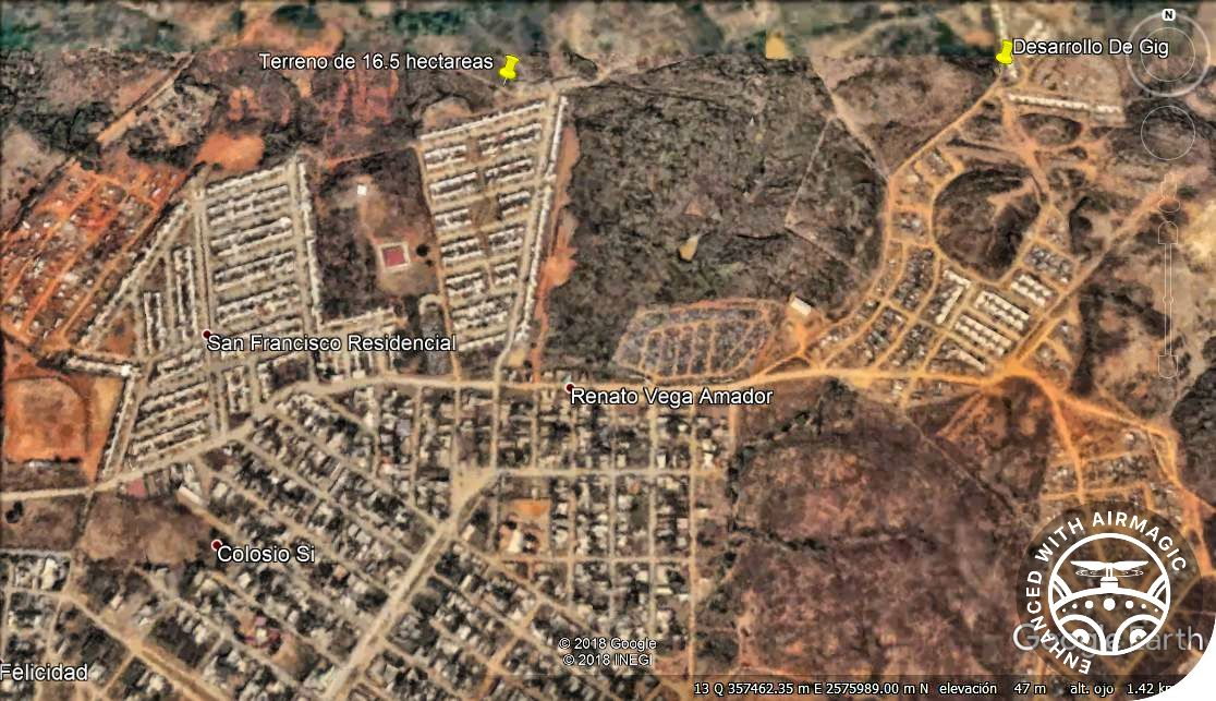 Land for Sale Housing Development Mazatlan |Land for sale Mazatlan